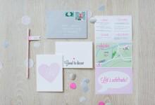 Hochzeitspapeterie für Tanja & Markus