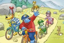 Blaubär Verkehrsfibeln 2016